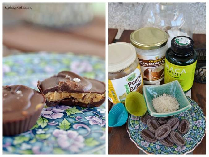 Chocolate Peanut Butter Cup 2 Kake2Kale