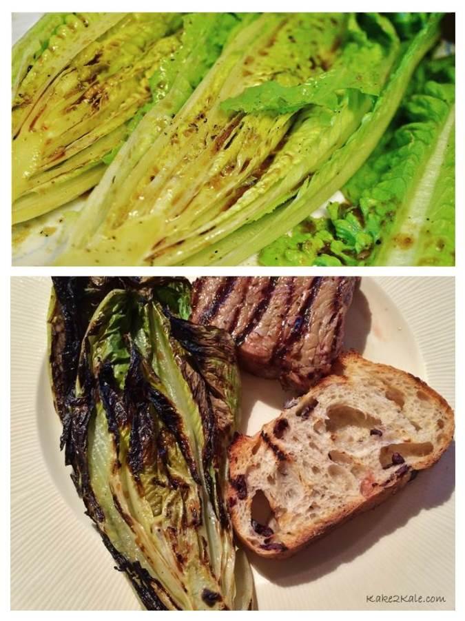 romaine lettuce Kake2Kale