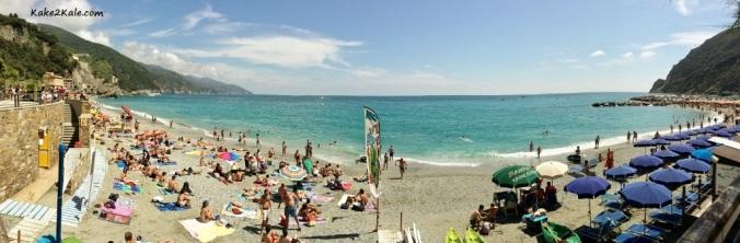 Monterosso al Mare Kake2Kale