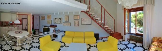 Monterosso apartment kake2kale
