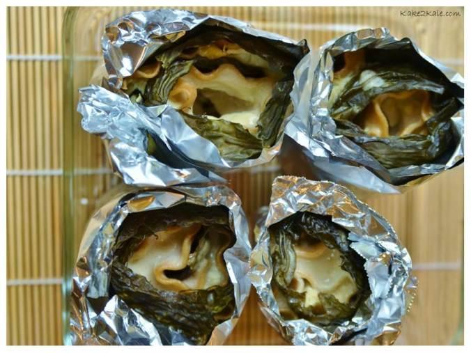 Seaweed Lasagna Roll 1 Kake2Kale