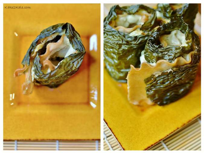 Seaweed Lasagna Roll 2 Kake2Kale