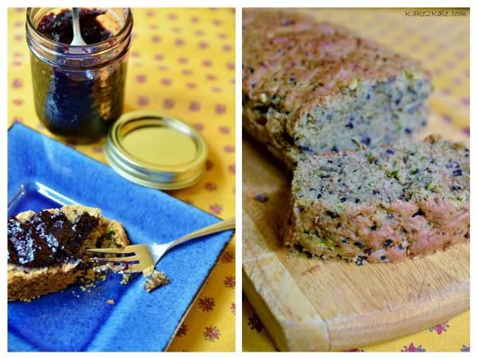 Zuchini Bread 3 Kake2Kale