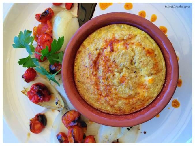 Quinoa bake kake2kale
