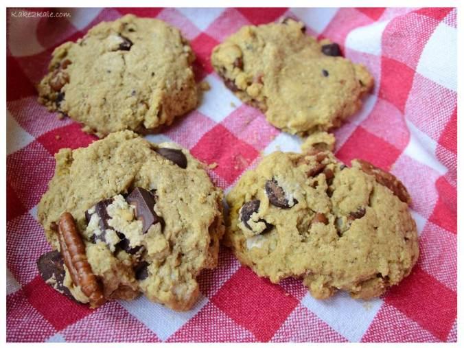 chocolate chip cookie Kake2Kale.com