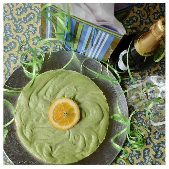 Kale Lime Cake by Kake2Kale