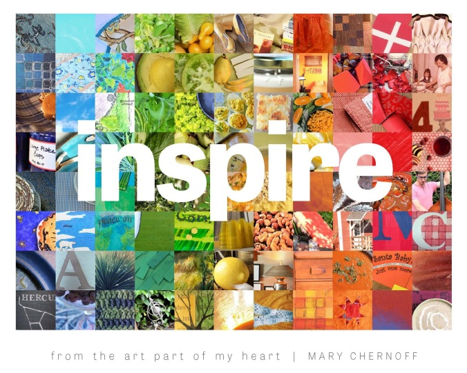 Inspire by Mary Chernoff