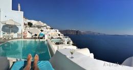 Kake2Kale - Sailing Greece - Kyma Villa, Oia, Santorini
