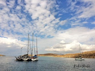 Kake2Kale - Sailing Greece - Delos