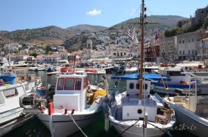 Kake2Kale - Sailing Greece - Hydra