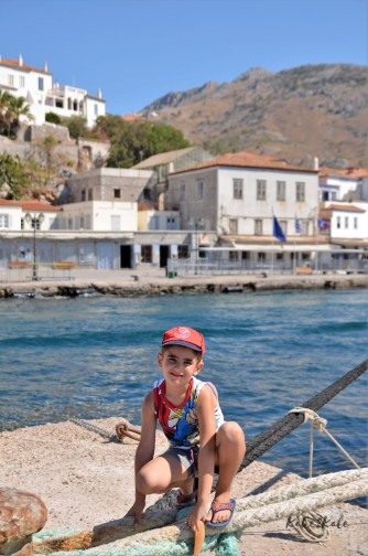 Kake2Kale - Sailing Greece - Hydra