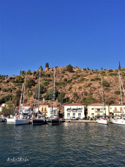 Kake2Kale - Sailing Greece - Poros