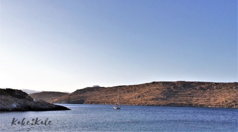 Kake2Kale - Sailing Greece - Kithnos
