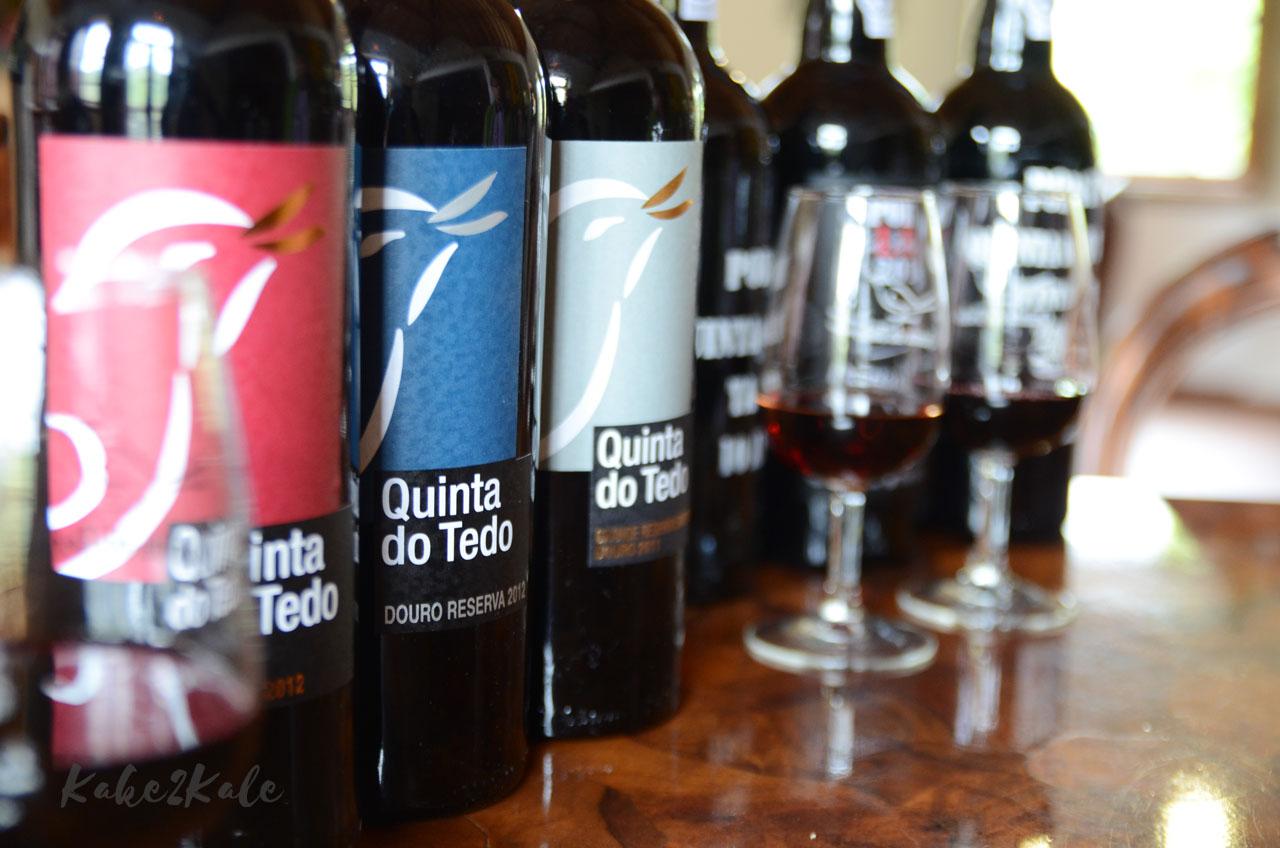 Kake2Kale Alto Duoro Portugal - Quinta do Tedo