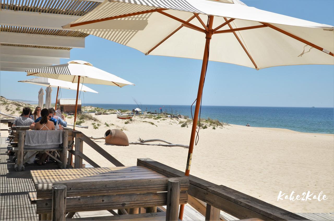 Kake2Kale Wild Coast Portugal - Praia do Prego (Comporta)