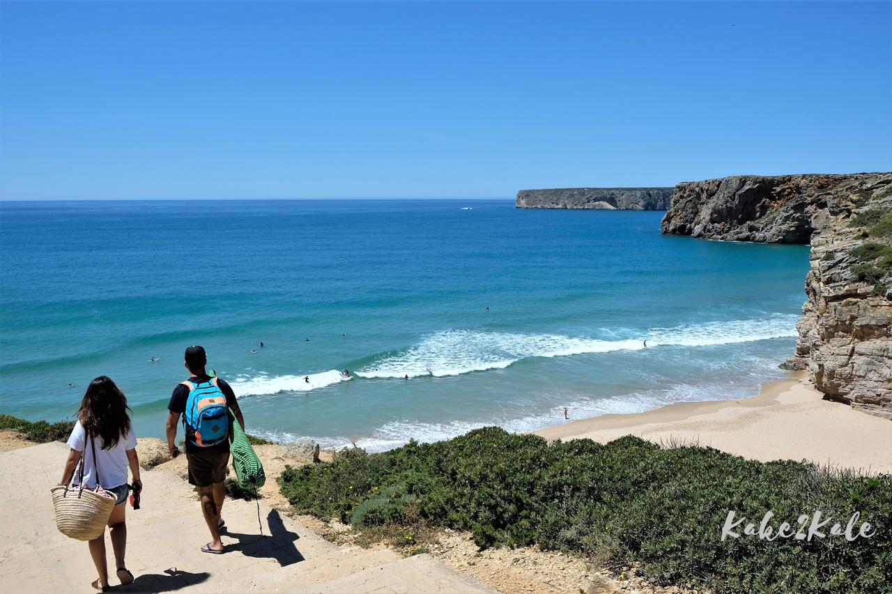 Kake2Kale Wild Coast Portugal - Sagres