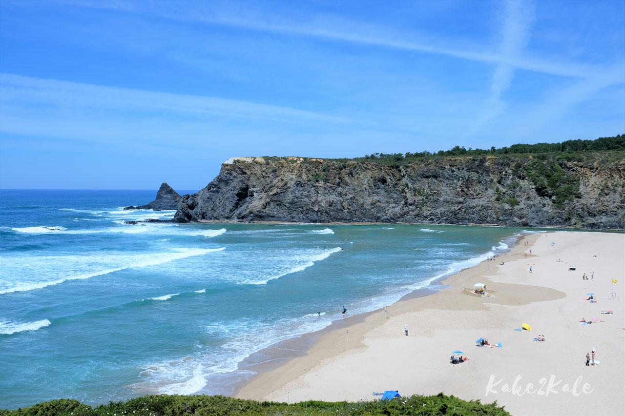 Kake2Kale Wild Coast Portugal - Odeceixe