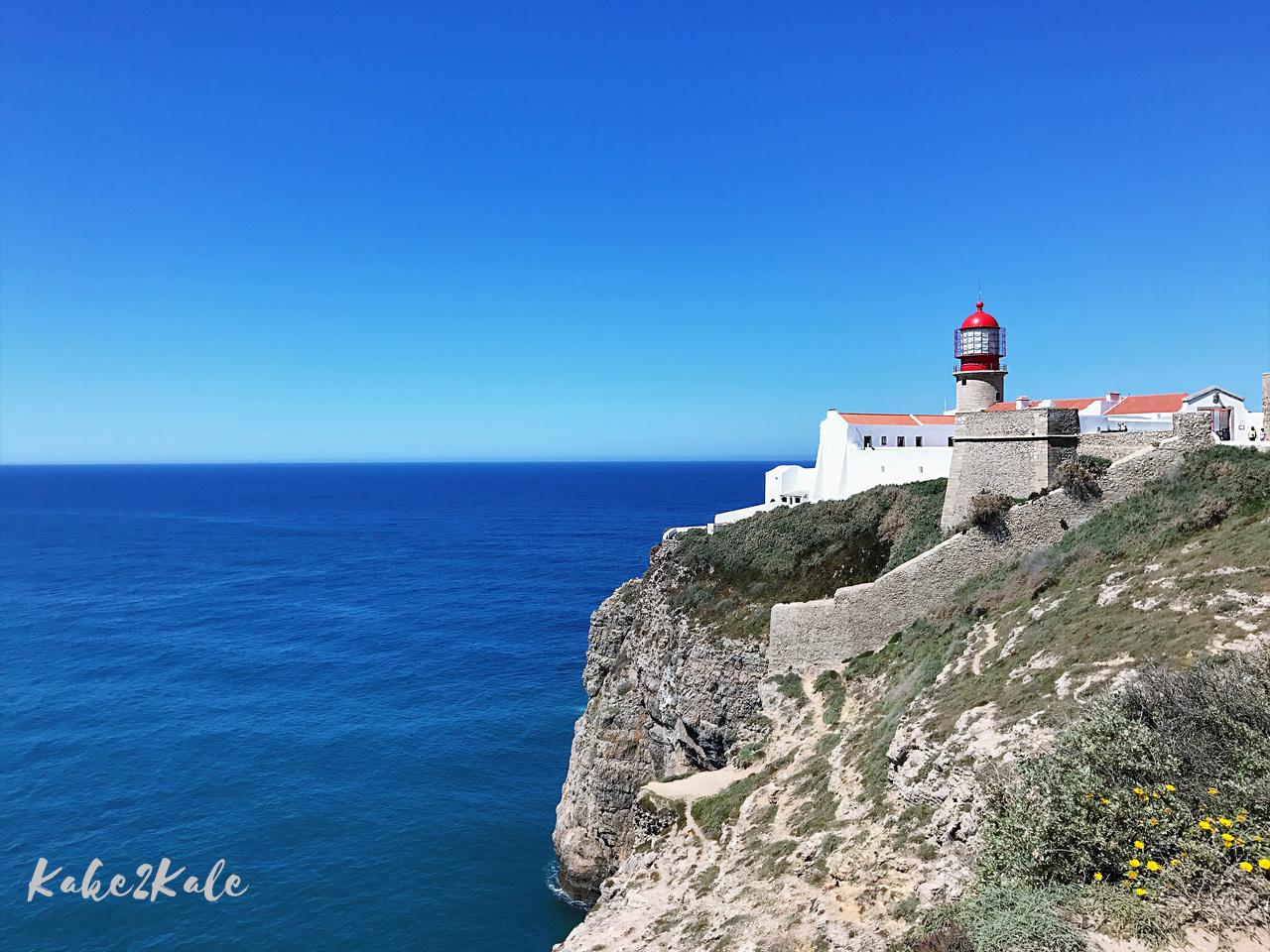 Kake2Kale Wild Coast Portugal - Cabo de Sao Vincente (Sagres)